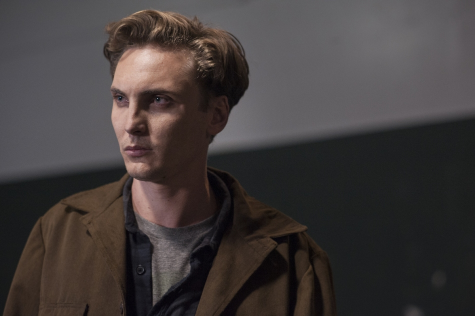 Eamon Farren in a still from Twin Peaks. Photo: Suzanne Tenner/SHOWTIME